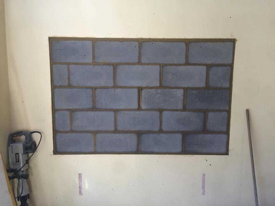 Internal block work done in Burgess Hill